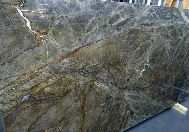 forest-green-marble-slab