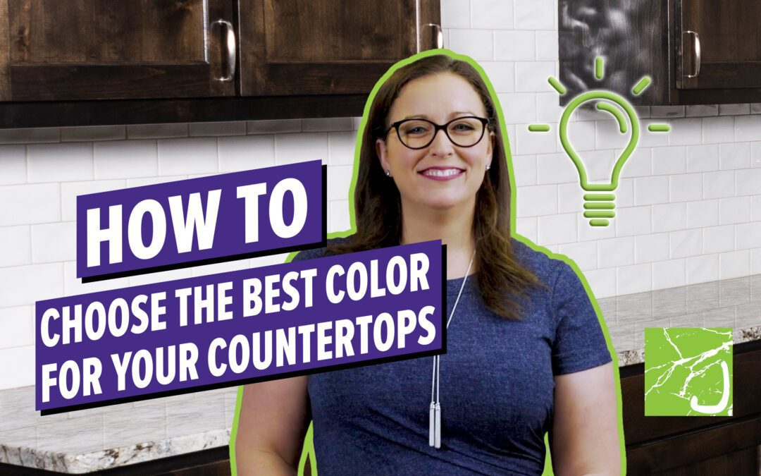 How To Choose The Best Color For Your Countertop