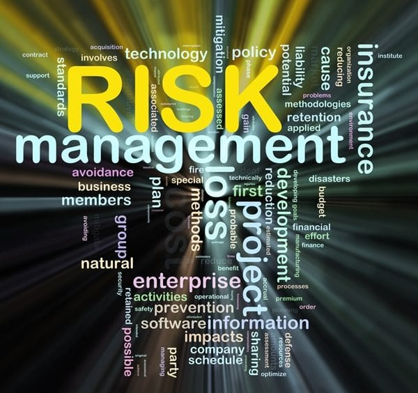 risk management and data security steps