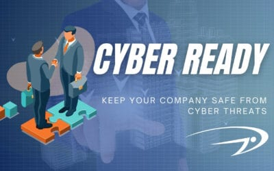 Cyber ready – Keep your company safe from cyber threats
