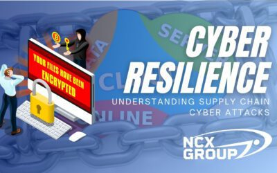 Cyber resilience – Understanding supply chain cyber attacks