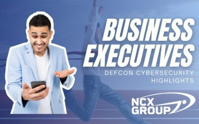 DEFCON cybersecurity highlights for business executives