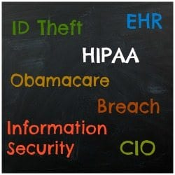 Obamacare HIPAA Information Security